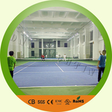 CD tennis court project