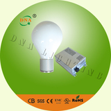 Induction lamp ball shaped