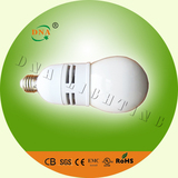 Compact induction lamp ball