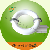 Induction lamp ring shaped